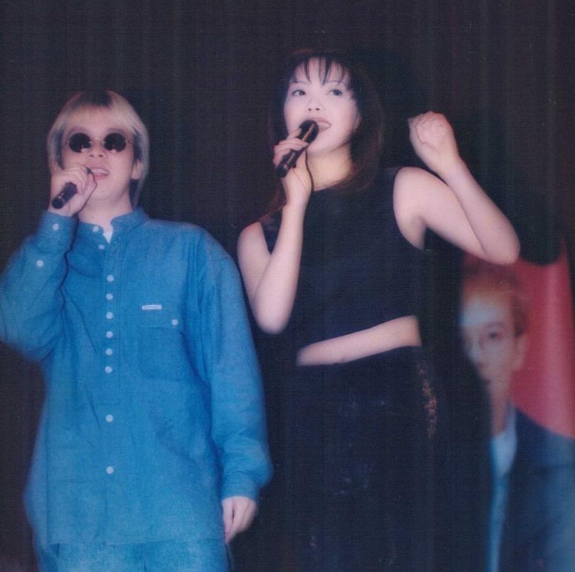 張雨生擔任張惠妹製作人,打造〈姊妹〉專輯讓她一炮而紅。