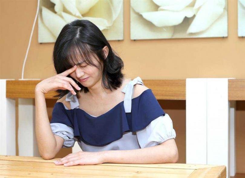 早期不熟悉日文用法,安娜李自曝鬧過不少笑話。(圖/中國時報粘耿豪攝)