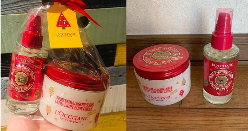 歐舒丹這次的夢想乳油木花果系列有美膚油跟舒芙身體霜可以選擇,不但都有添加優異保濕滋潤功效的乳油木果油,還飄散著甜美的花果香氣,聞起來超級療癒阿。(圖/翻攝網路)