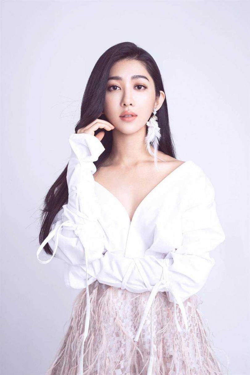 王晴一直以來最想成為歌手,沒想到卻先在戲劇上嶄露頭角。(圖/愛秀演藝提供)
