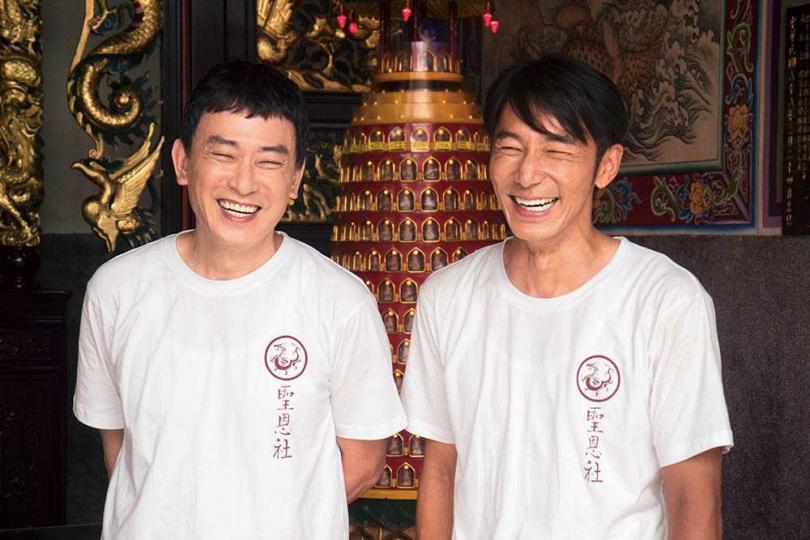 對演戲有濃濃熱情的李李仁,近期與王識賢在《神之鄉》飾演結拜兄弟。(圖/東森映畫提供)
