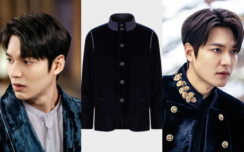 GIORGIO ARMANI Casual jacket/$1,350(圖/翻攝網路、品牌提供)