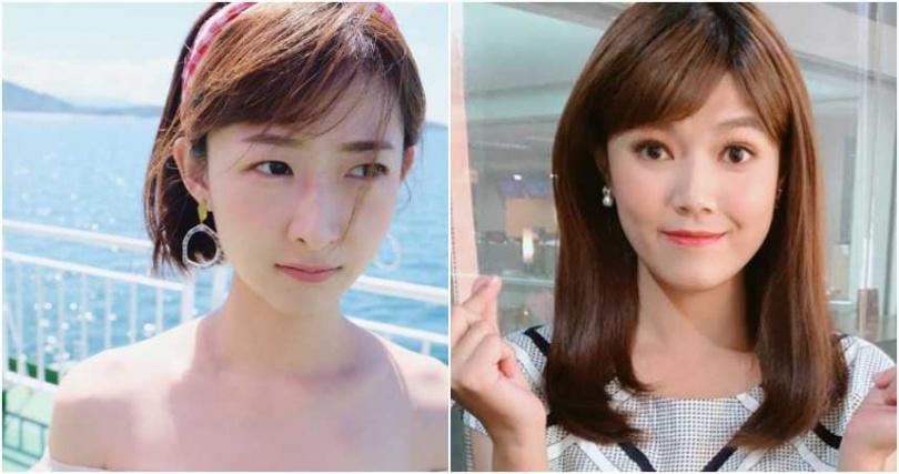 莊惠琪(左)、王韻筑。(合成圖/臉書)
