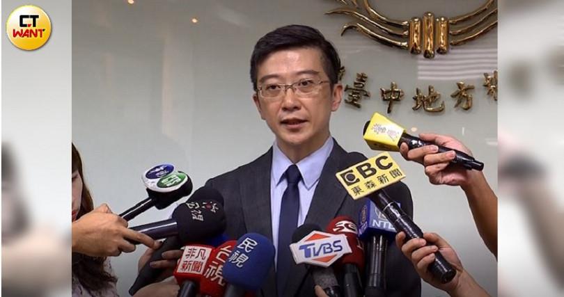 台中地檢署襄閱主任檢察官林彥良表示,林女打死不認,目前朝向傷害致死罪偵辦。(圖/警方提供)