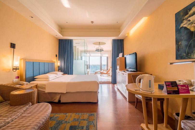 義大皇家酒店「歡慶雙十 經典成雙」住房買一送一。