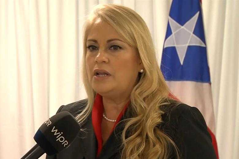 波多黎各總督瓦茲蓋斯,開除相關負責官員並下令調查。(圖/翻攝自Reuters)