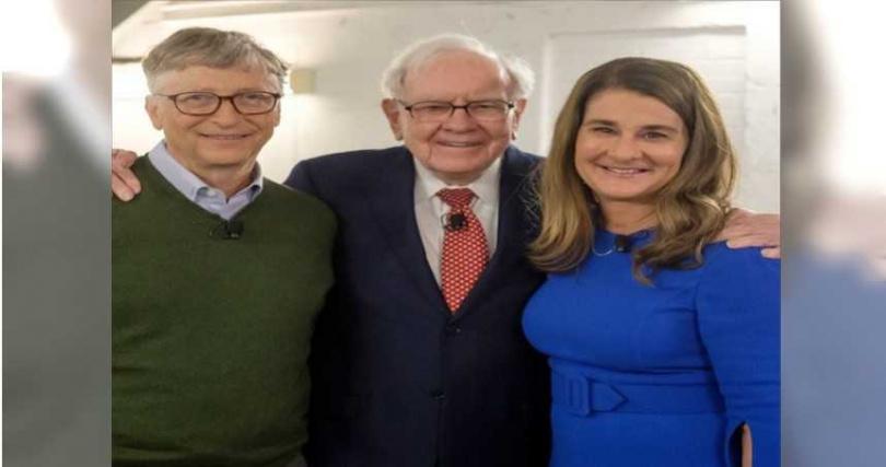比爾蓋茲與妻子梅琳達蓋茲日前發表共同聲明,宣布離婚。(圖/翻攝自Bill Gates IG)