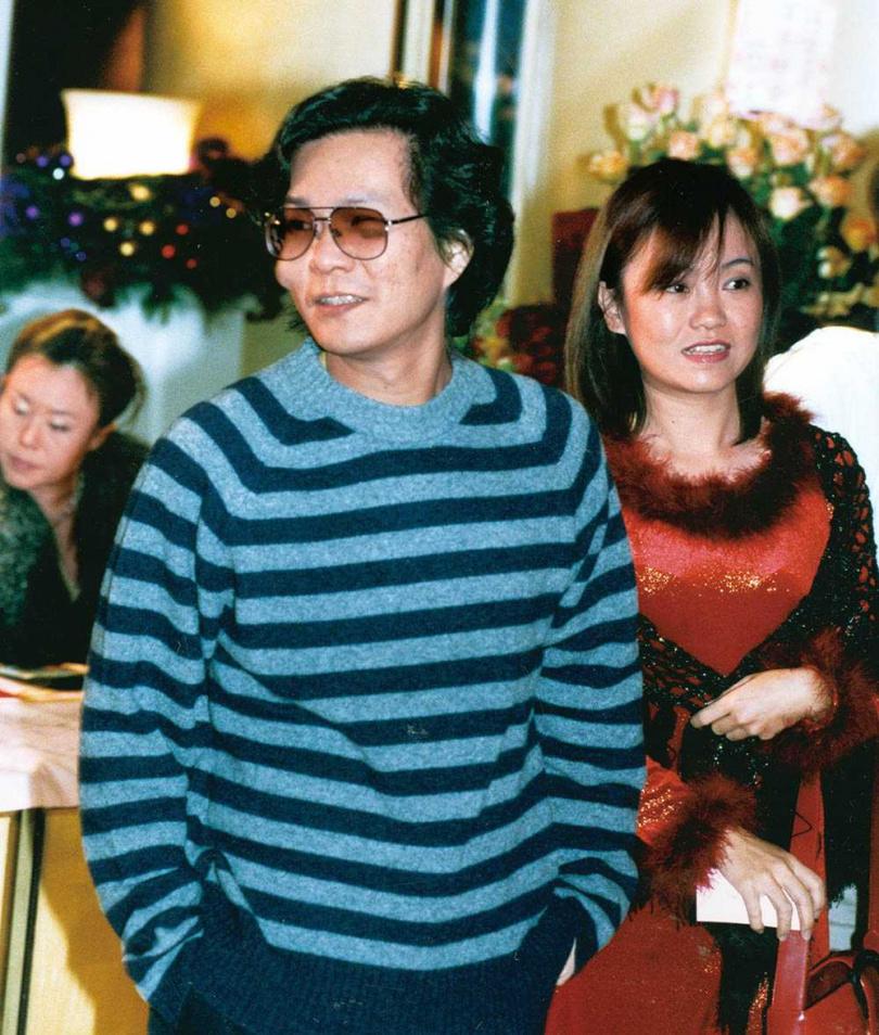 鄒佩珍與沈玉琳相戀9年,一度論及婚嫁,儘管不歡而散,她仍在男方結婚時給予祝福。(圖/報系資料庫)