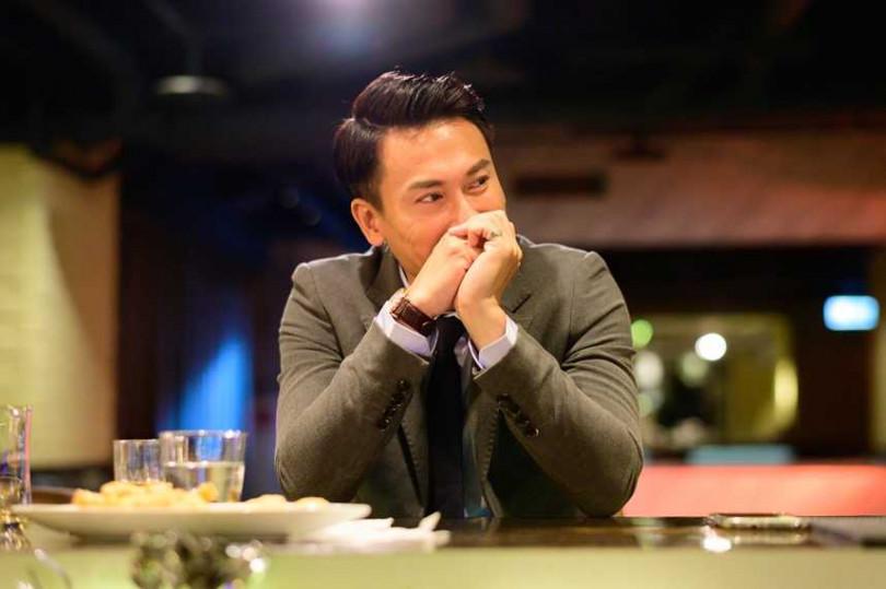 王建復加入演出,劇中飾演李宣榕的學長。(圖/TVBS提供)