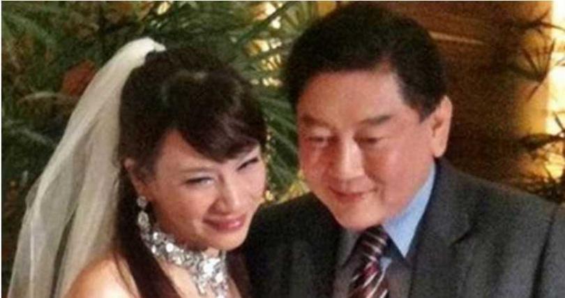 陳子璇小三扶正成高國華第三任妻子。(圖/報系資料照)