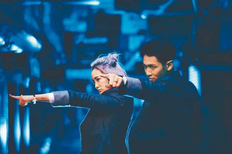 柯震東(右)、王淨主演的《月老》獲選本屆韓國富川國際影展開幕片。(圖/傳影互動提供)