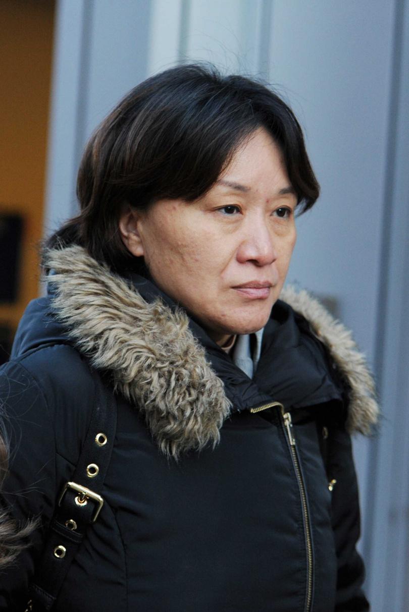 移民加拿大的大陸女子隋曉寧。(圖/路透社)