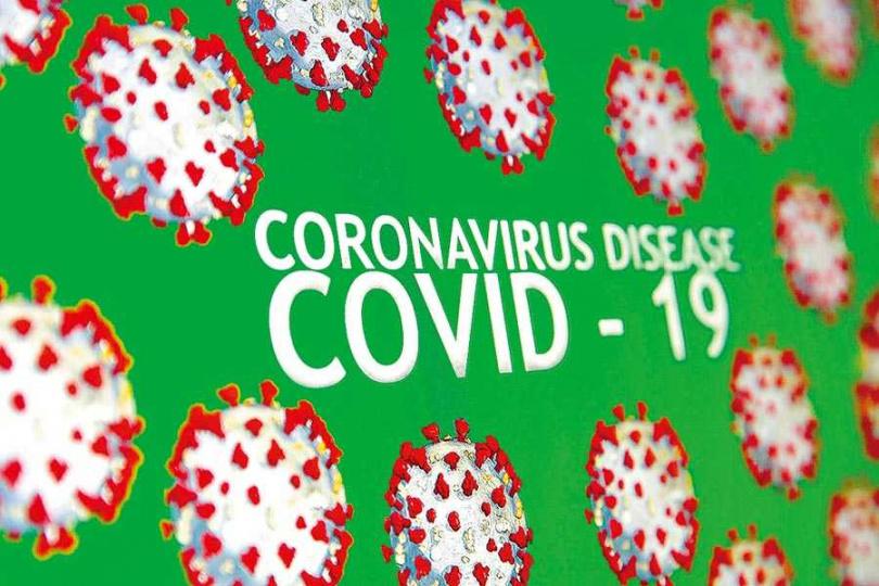 陸委會副主委邱垂正14日以英文的「COVID-19」,稱呼新型冠狀病毒所引發的肺炎,並表示政府未來將致力於維護兩岸和平現狀。(圖/中國時報張語庭攝)