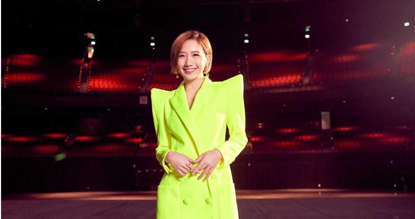 本屆金曲典禮主持人將由Lulu擔任。。(圖/台視提供)