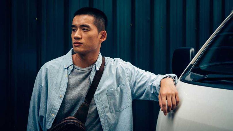 陳澤耀在片中飾演憨厚聽障青年。(圖/滿滿額娛樂提供)