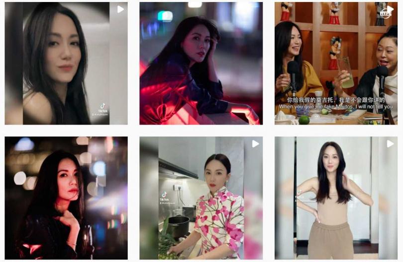 郭妃麗經常透過社群平台分享日常,網友都認為她保養相當好。(圖/翻攝自郭妃麗IG)