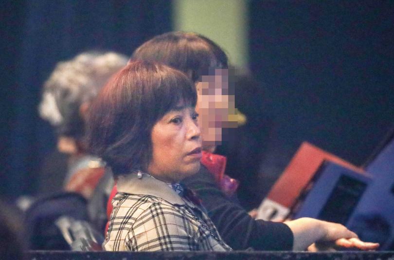 以往蔡依林的父母總不會缺席女兒的演唱會等重要場合,但近年已較少見到蔡爸的身影。(圖/報系資料照)