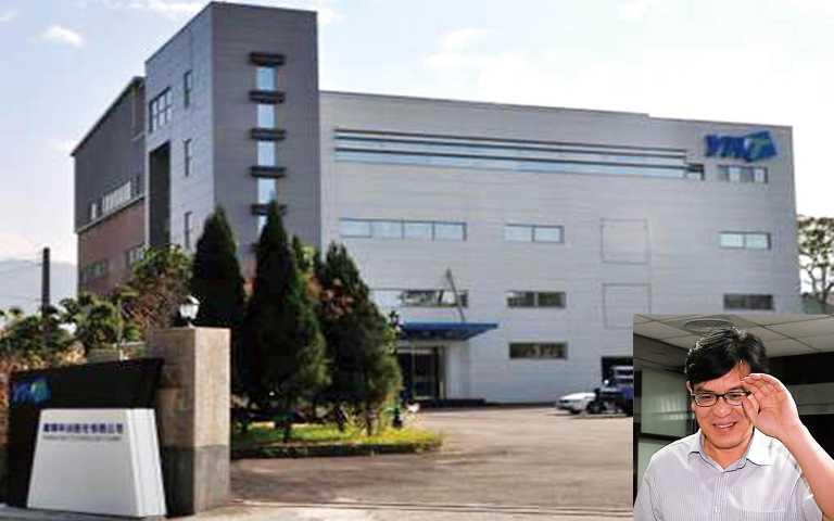 「揚華科技」實質負責人詹世雄,因虛假交易案被判刑14年。(圖/翻攝自網路、報系資料照)
