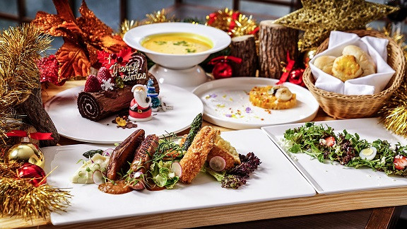 太子西餐廳推出聖誕星願雙人套餐