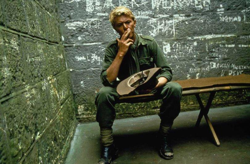 英國傳奇歌手大衛鮑伊逝世五週年,經典名作《俘虜》將重返大銀幕。(圖/甲上提供)