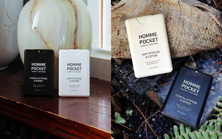 Celluver口袋香水/330元不到50g的輕量體積卻能夠耐噴200次,讓你出門在外淨味補香一次搞定。(圖/品牌提供、IG@elmo1203)