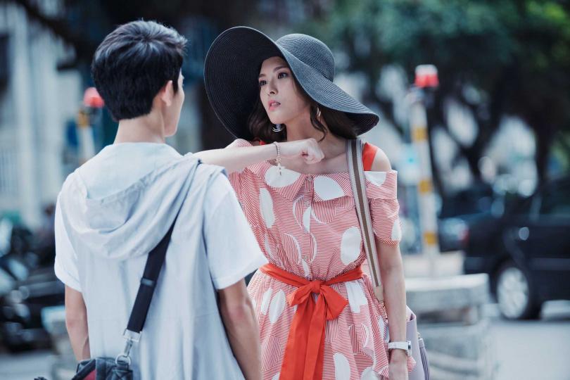 黃沐妍女神降臨《戒指流浪記》遭狂粉林暉閔騷擾!(圖/HBO Asia提供)