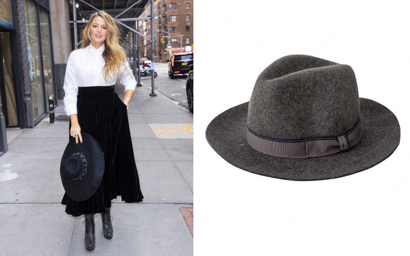 UNIQLO女裝IDLF禮帽/790元(圖/翻攝網路、品牌提供)