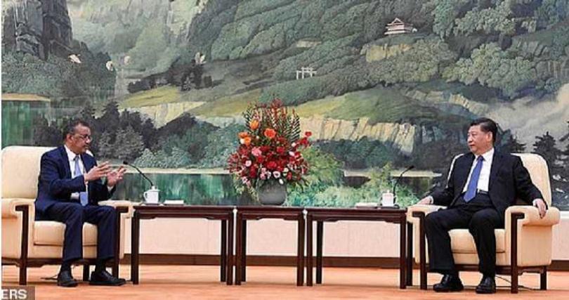 WHO依循北京主張,在互設IHR互設窗口後,從未將台灣衛福部疾管署聯絡資訊公布在IHR官網上。(圖/Reuters)