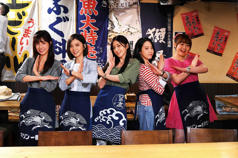 在《我的青春沒在怕》飾演已婚婦女,對謝翔雅是一大挑戰。(圖/艾迪昇傳播提供)