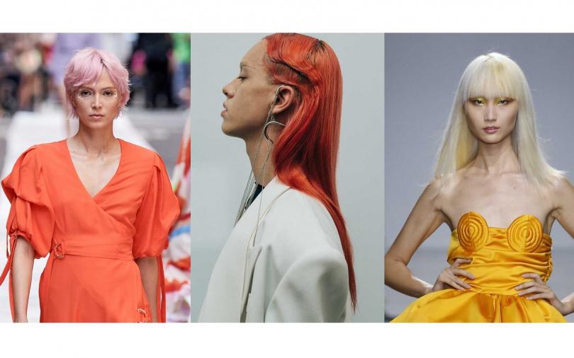 小編認真覺得懂得護色的人,才能挑戰這些髮色不走樣。(圖/翻攝網路)