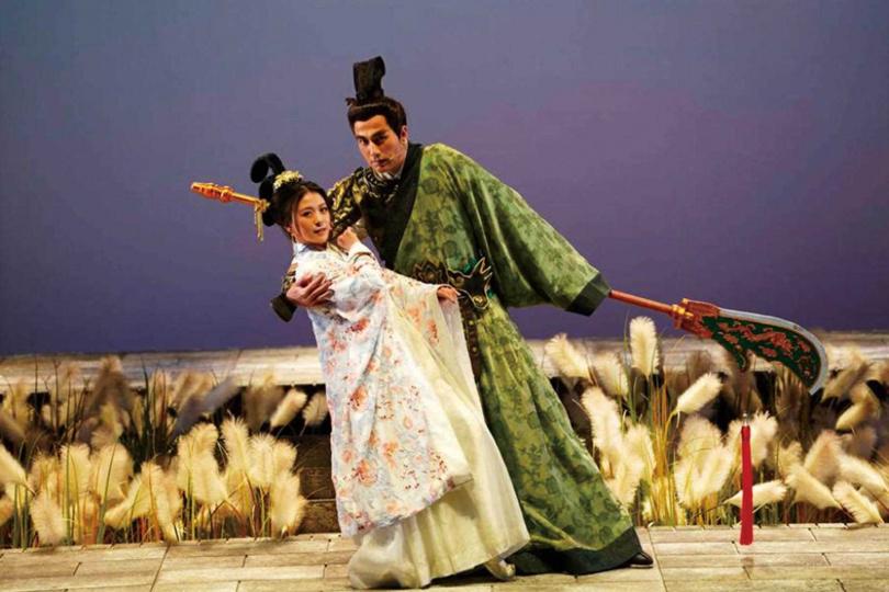卓文萱轉戰舞台劇有成,除了《情人哏裡出西施》獲好評外,主演的《賽貂蟬》隔了2年也再度加演。
