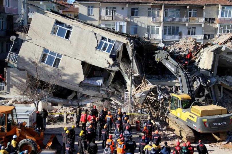 搜救協會(AKUT Association),1999年曾派17名隊員參加921地震。(圖/Reuters)