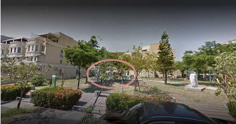 事發地點附近有許多店家和民宅,是居民平時散步首選。(圖/Google Map)