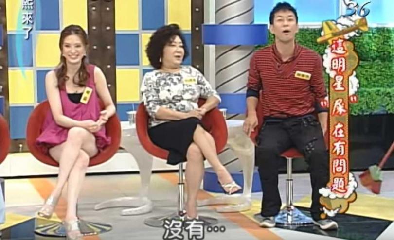 劉真、Ma媽媽與張善為,曾在2010年同框錄影。(圖/翻攝YouTube)