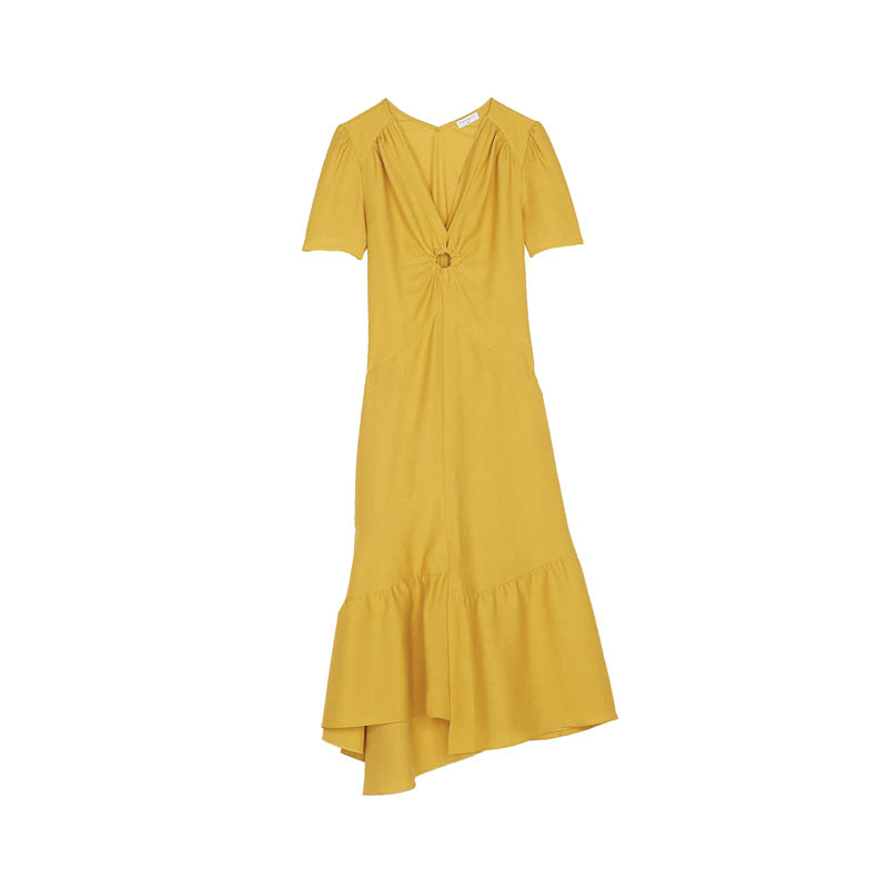 Sandro Midi Dress With Ring Detail中長洋裝/價格店洽