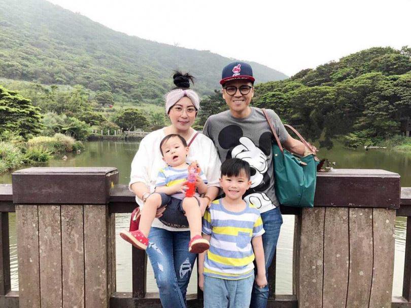 徐詣帆感恩在低潮的時候,有老婆和小孩的陪伴。(圖/報系資料照)