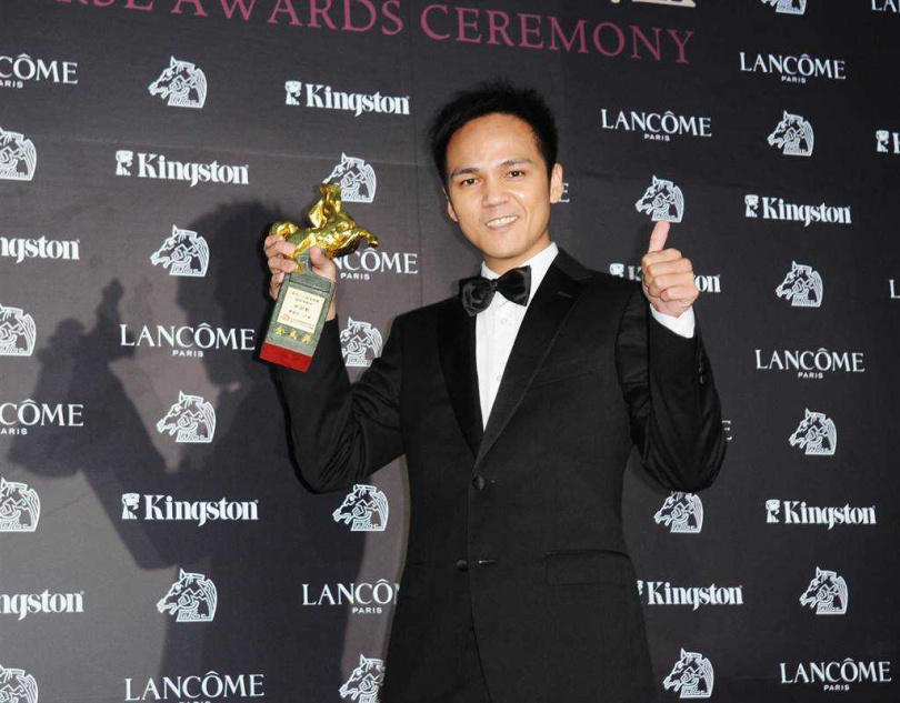 徐詣帆曾以《賽德克·巴萊》的花岡一郎拿下金馬獎最佳男配角。(圖/報系資料照)