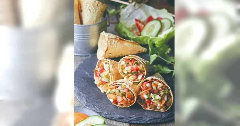 由印度廚師掌杓的「淇里思」,則是唯一一家以印度料理入選臺中必比登推介的店家。(圖/翻攝米其林指南)