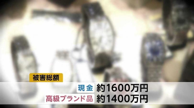 2名女性怪盜針對歌舞伎町牛郎行竊,得手金額高達3000萬日圓。(圖/FNN News)