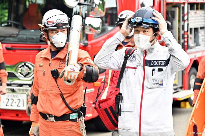 《TOKYO MER 行動急診室》收視開紅盤。(圖/friDay影音提供)