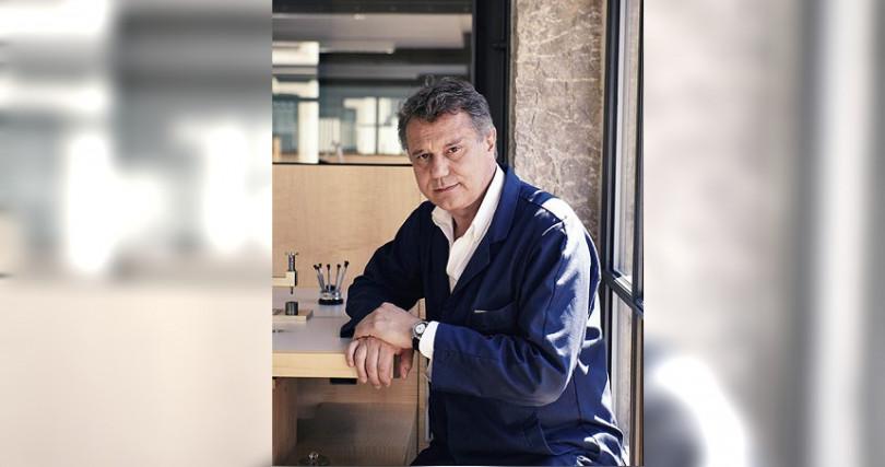 製錶大師兼品牌創辦人François-Paul Journe(圖/品牌提供)