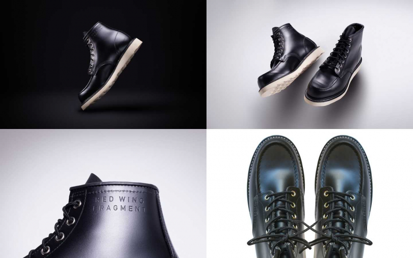 Red Wing x Fragment Design 4679方頭款,售價NT14,000。(圖/RED WING)