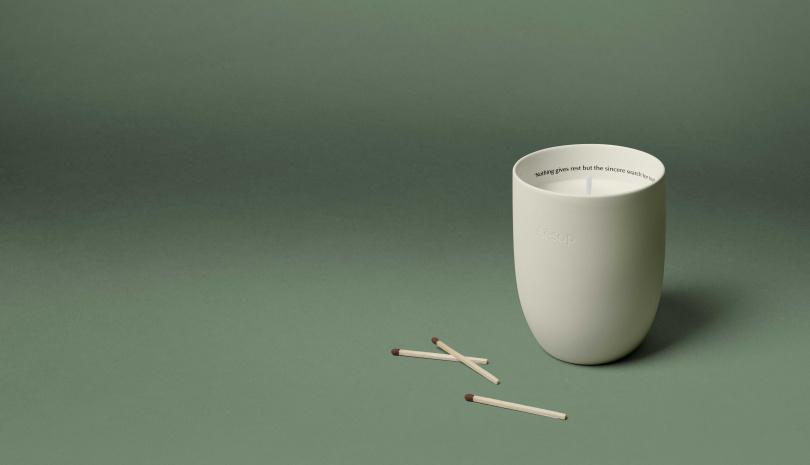 「卡里波斯」香氣:為木質深綠香調;有豐潤的乳香及大地氣息的香根草。(圖/品牌提供)