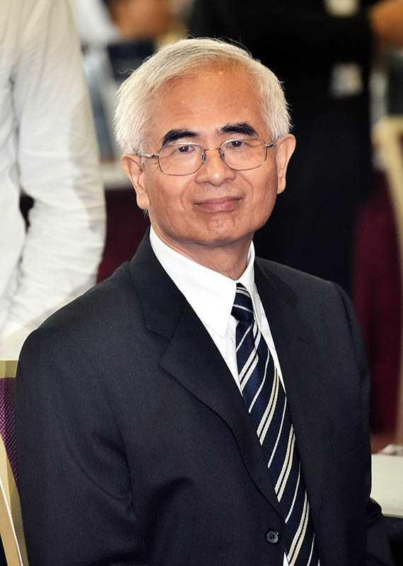 友訊共同創辦人李中旺,是這次謝裕民舉旗挑戰高次軒遺孀、現任董事長胡雪的關鍵人物。(圖/報系資料庫)
