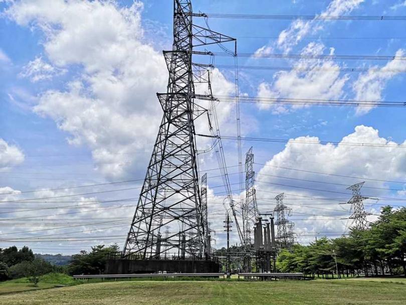 台電中寮生態園區掌握台灣輸電中樞,地位十分重要,而台電讓電力設施與生態共存共榮,也成為最棒的環境教育場域。