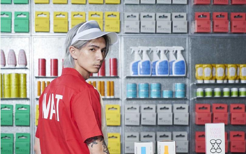 首間瓶裝雞尾酒複合概念店,吸引不少年輕人朝聖。(圖/WAT提供)
