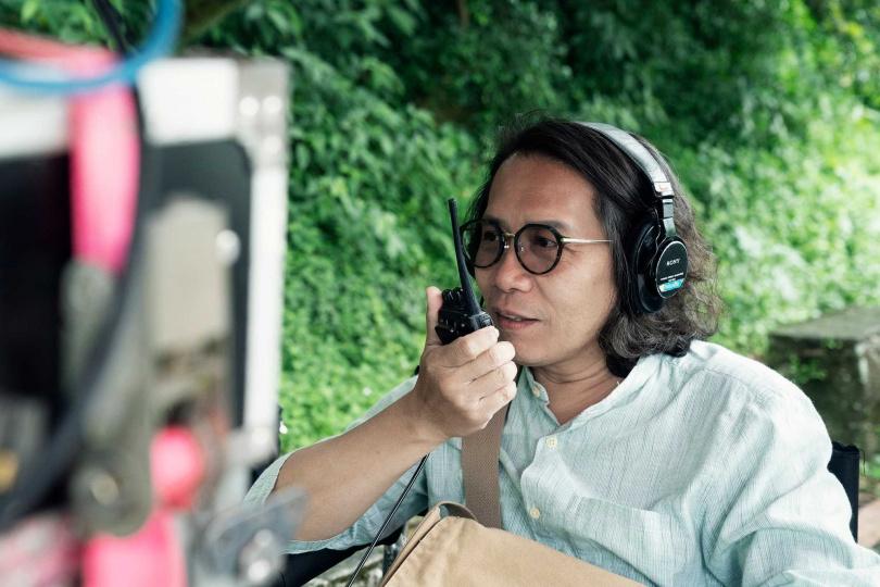 許傑輝跨行當導演。