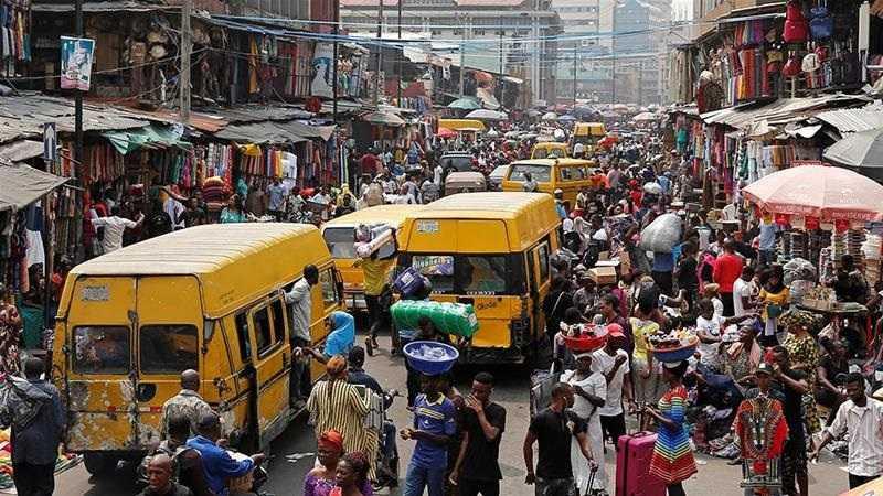 非洲奈及利亞警方破獲,專門販賣男性器官的犯罪集團。(圖/Aljazeera)
