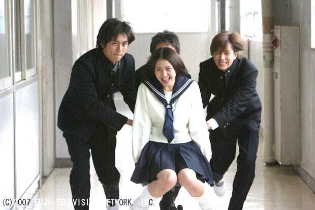 由長澤雅美與山下智久主演的《求婚大作戰》深植人心。(圖/八大電視)