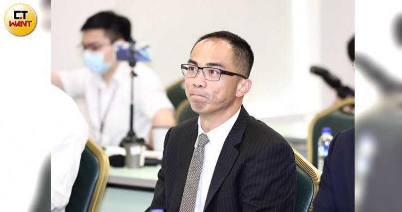 文化大學法律系教授吳盈德。(攝影/王永泰)